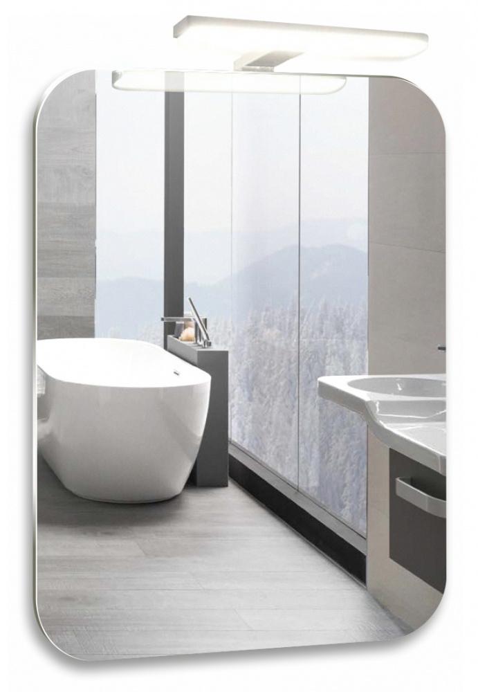 Зеркало для ванной Garda АГАТ  550х800 выключатель-датчик на движение - купить в Екатеринбурге