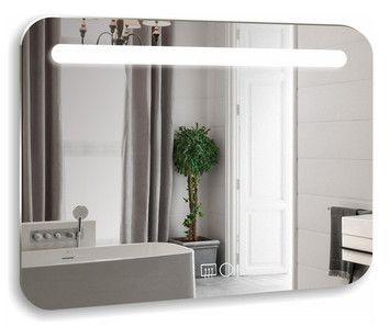 Зеркало для ванной Garda ВЕСТА 800х550 выключатель-датчик на движение - купить в Екатеринбурге