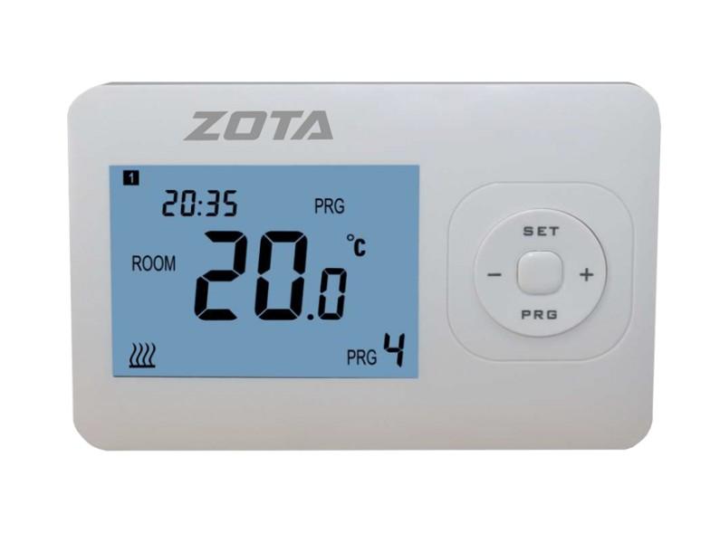 Комнатный хронотермостат ZOTA ZT-02W Wi-Fi - купить в Тюмени