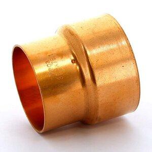 Фитинг для медной трубы Муфта 2-раструбная 88.9х76.1 - купить в Челябинске