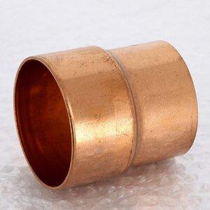 Фитинг для медной трубы Муфта 2-раструбная 76.1х64 - купить в Челябинске