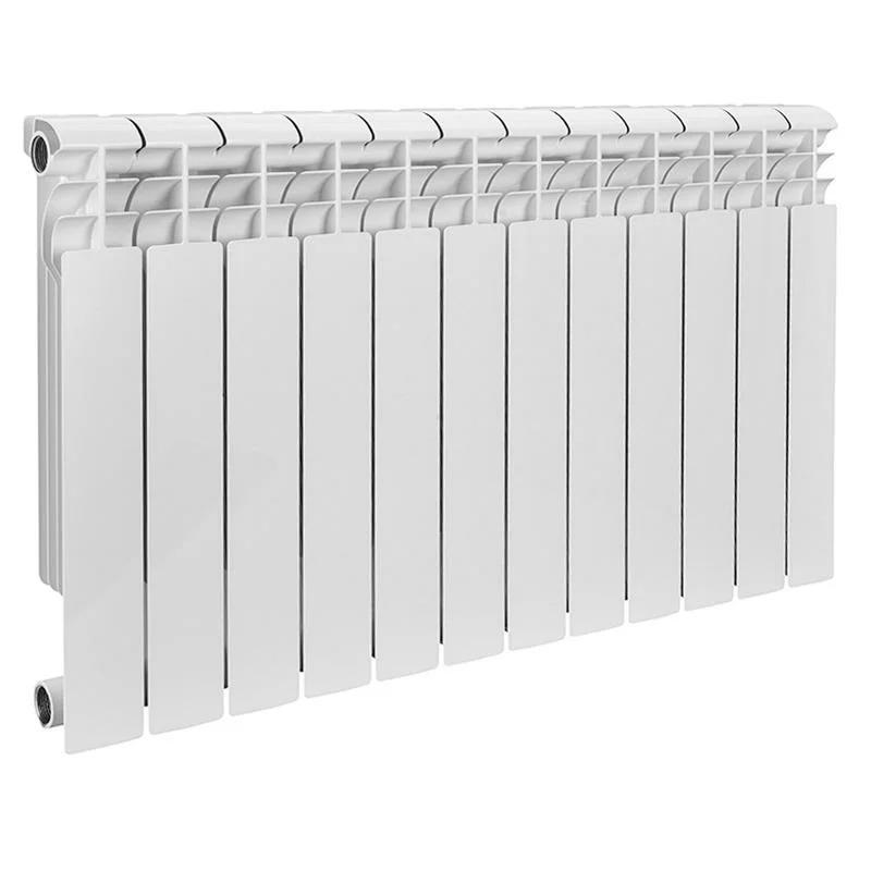 Биметаллический радиатор AQUAPROM BI  500/80 12 секций, теплоотдача 1320 Вт - купить в Челябинске