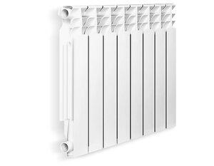 Радиатор алюминиевый Oasis ECO литой 500/80 10с, 1550 Вт - купить в Перми