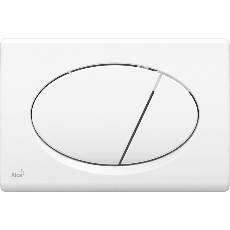 Инсталляция для унитаза ALCA PLAST Set с белой кнопкой - купить в Екатеринбурге
