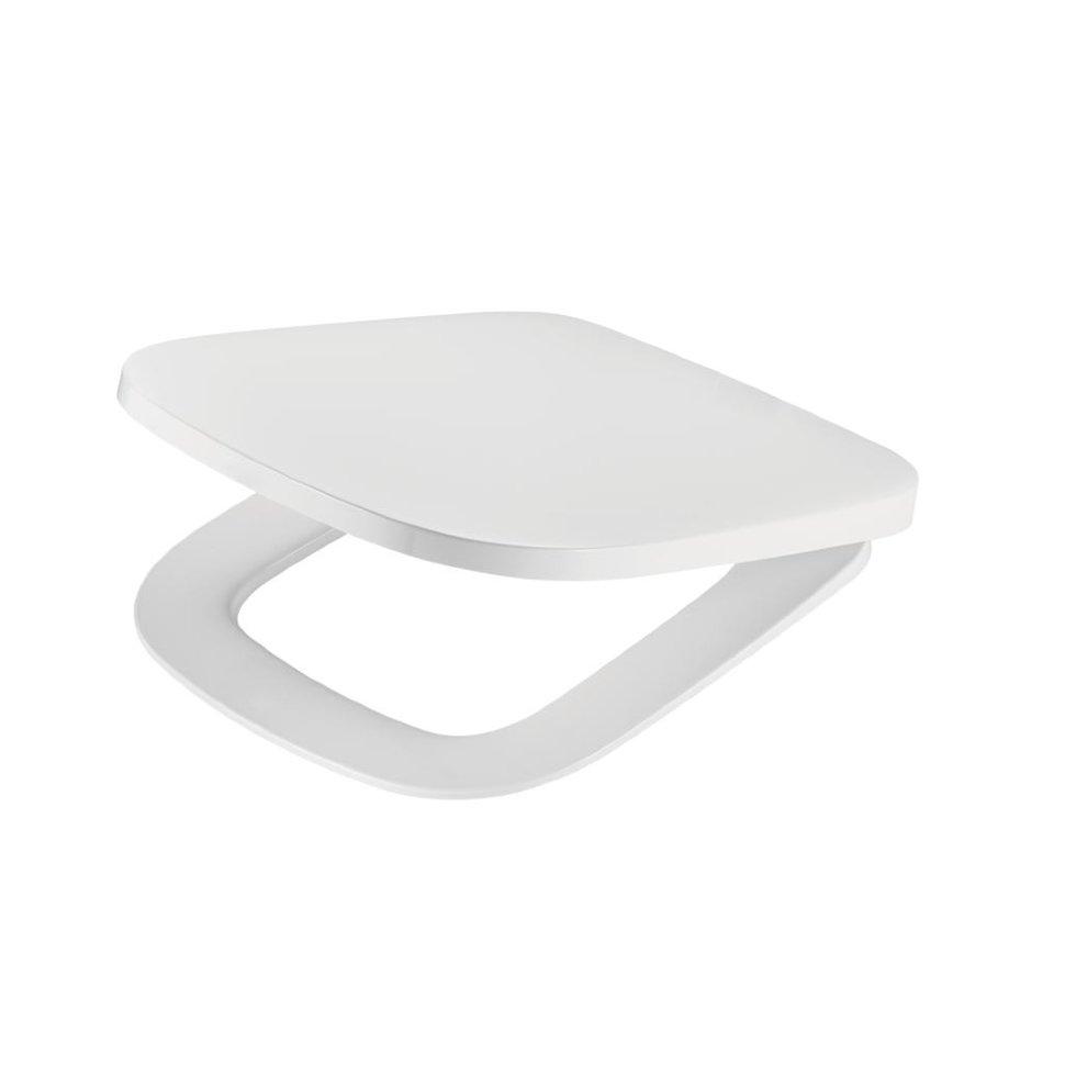Сиденье Ideal Standard ESEDRA с крышкой дюропласт, с микролифтом - купить в Екатеринбурге