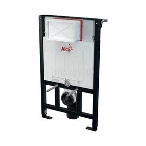 Инсталляция для унитаза ALCA PLAST Скрытая система инсталляции для сухой установки (для гипсокартона) высота 0,85м. - купить в Екатеринбурге