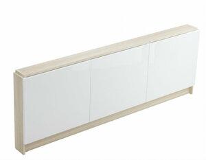Cersanit Модуль для ванны фронтальный белый SMART 1700