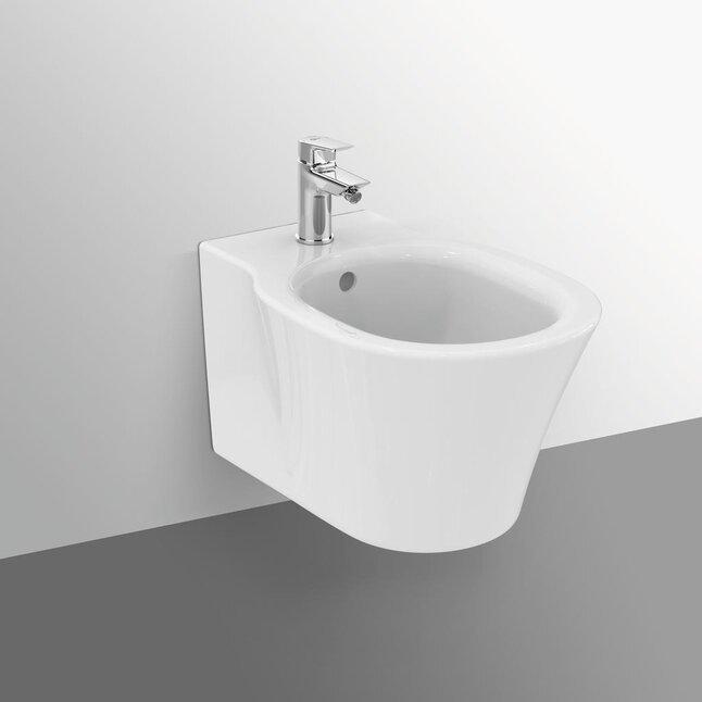 Биде подвесное Ideal Standard Коннект Эйр белое - купить в Перми