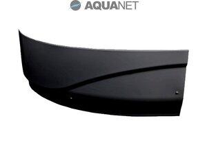 Aquanet Панель фронтальная JERSEY 170 черная - купить в Нижневартовске