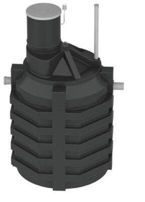 Aquatech Система локальной очистки сточных вод ЛОС 5 М
