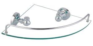 FIXSEN STYLE Полка стеклянная угловая FX-41103А
