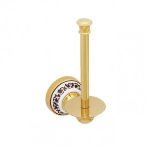 Бумагодержатель FIXSEN BOGEMA-GOLD запасного рулона FX-78510ВG - купить в Екатеринбурге