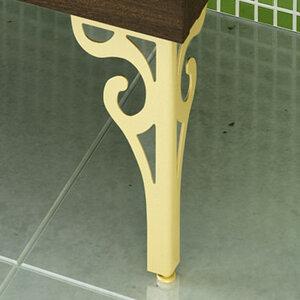 COMFORTY Римини Комплект ножек декоративных золото  YJ-217B 2 шт.